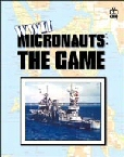 GHQ Micronauts: The Game WW II
