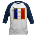 French Regiment Standard Jersey