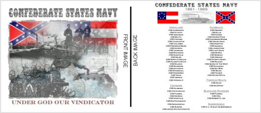 Confederate Navy Shirt