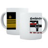 German Navy Rank Mugs