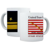 US Navy Rank Mugs
